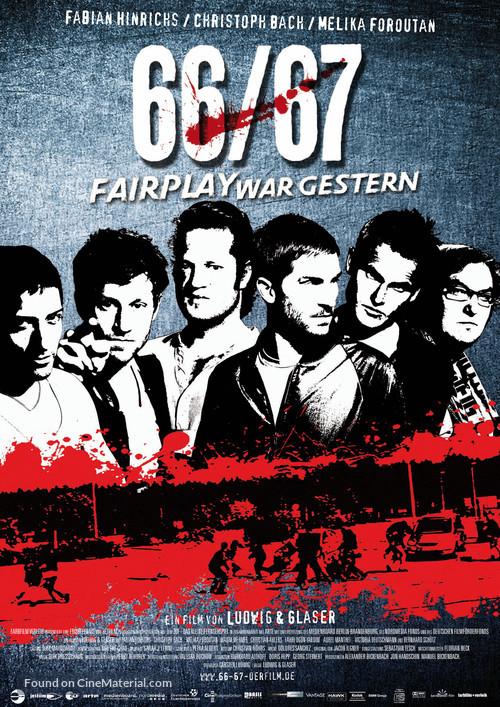 66/67 - German Movie Poster