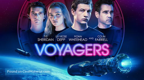 Voyagers - Movie Cover