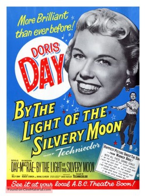 By the Light of the Silvery Moon - Movie Poster