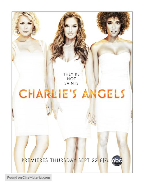 """Charlie's Angels"" - Movie Poster"
