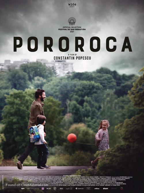 Pororoca - Romanian Movie Poster