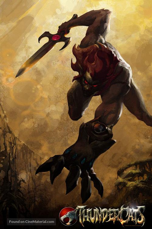 """""""Thundercats"""" - Movie Poster"""