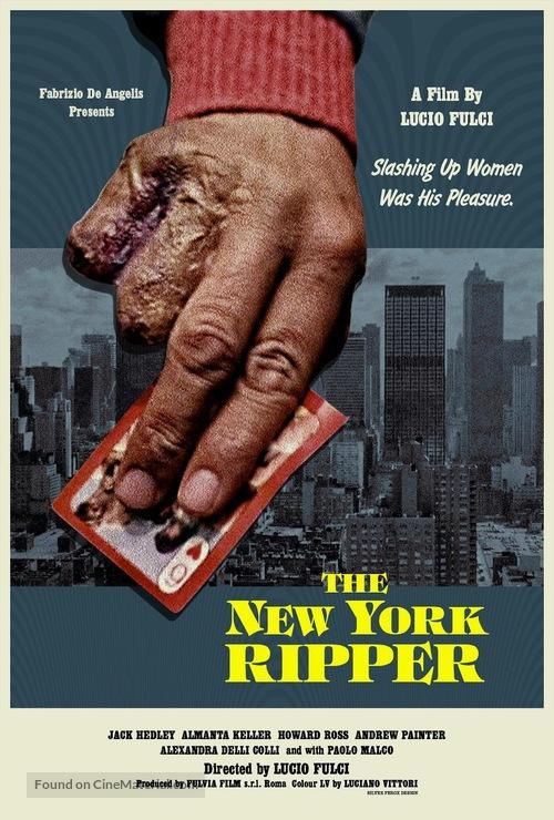 Lo squartatore di New York - Movie Poster