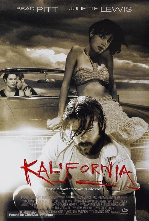 Kalifornia - Movie Poster