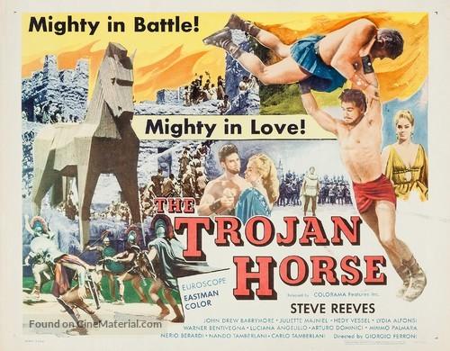 La guerra di Troia - Movie Poster