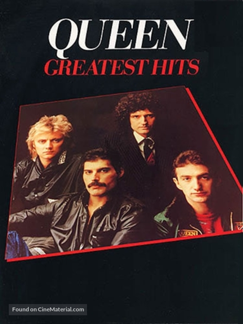 Queen's Greatest Hits - Movie Cover