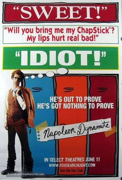 Napoleon Dynamite - Movie Poster