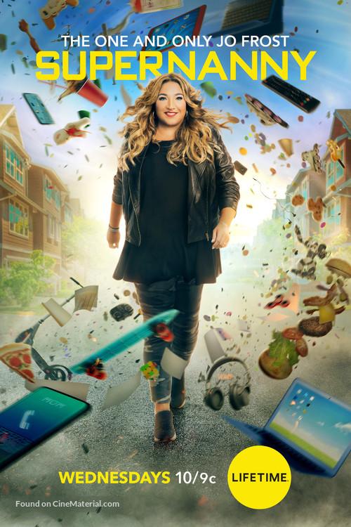 """Supernanny"" - Movie Poster"