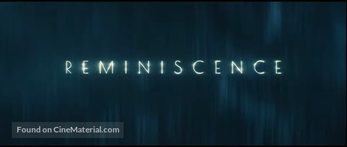 Reminiscence - Logo