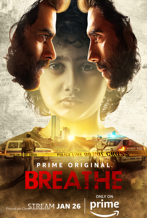 """""""Breathe"""" - Indian Movie Poster"""