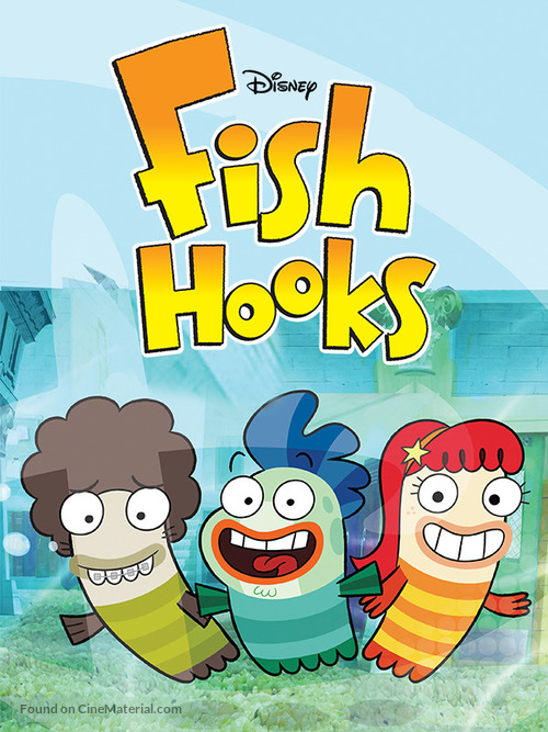 """Fish Hooks"" - Movie Poster"