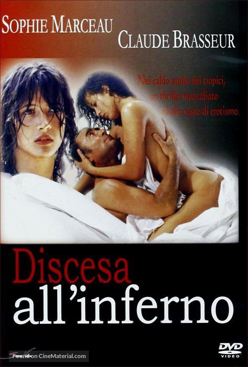 Descente aux enfers - Italian DVD cover