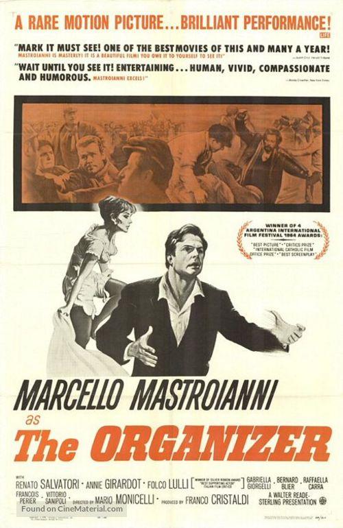 I Compagni - Movie Poster