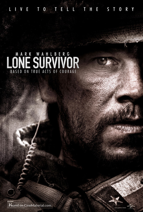 Lone Survivor - Movie Poster