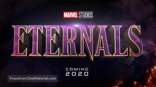 The Eternals - Logo