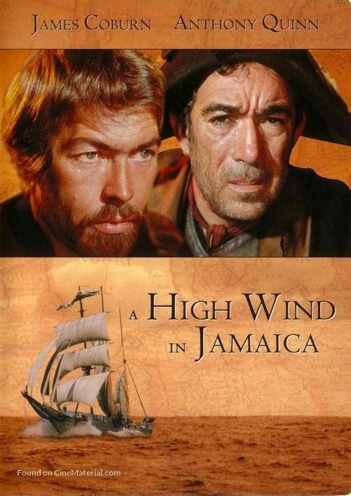 A High Wind in Jamaica - Movie Cover