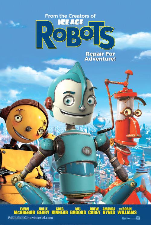 Robots - Movie Poster