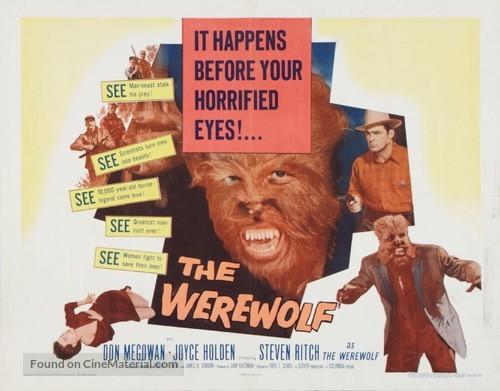 The Werewolf - Movie Poster