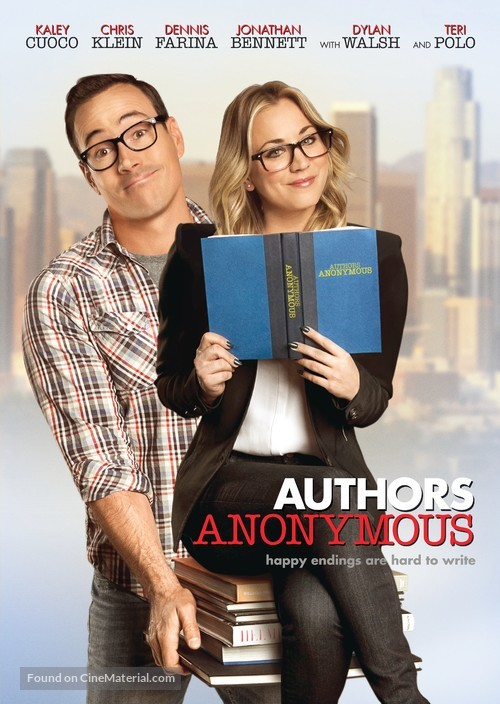Authors Anonymous - DVD movie cover