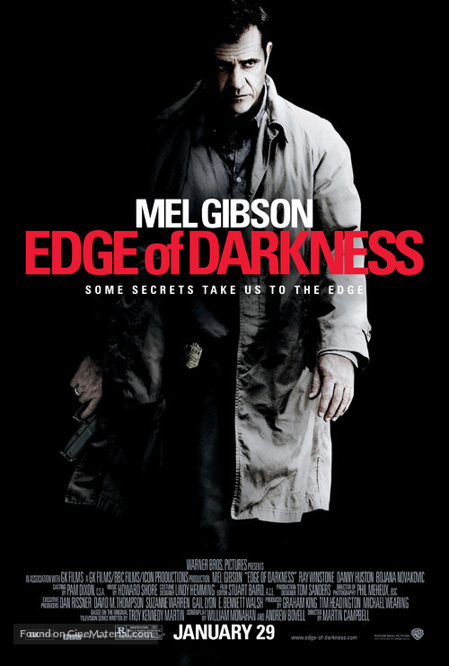 Edge of Darkness - Movie Poster