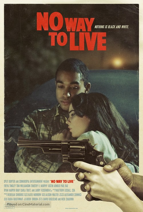 No Way to Live - Movie Poster