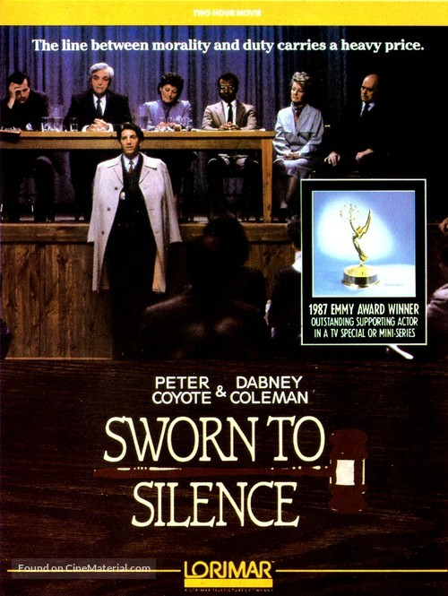 Sworn to Silence - Movie Cover