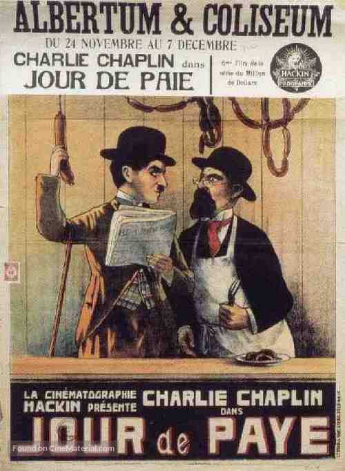 Pay Day - French Movie Poster