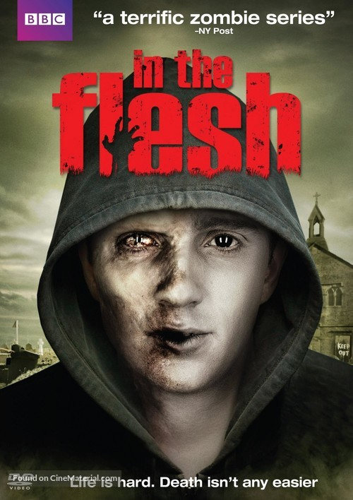 """In the Flesh"" - DVD movie cover"