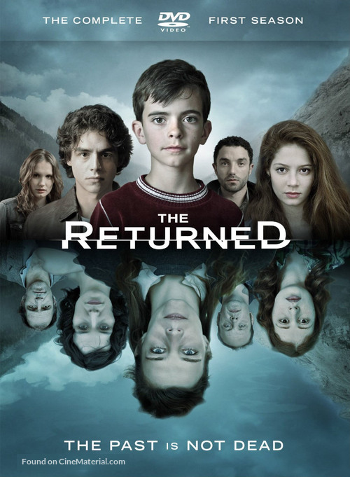 """""""The Returned"""" - Movie Cover"""