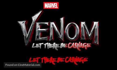 Venom: Let There Be Carnage - Logo
