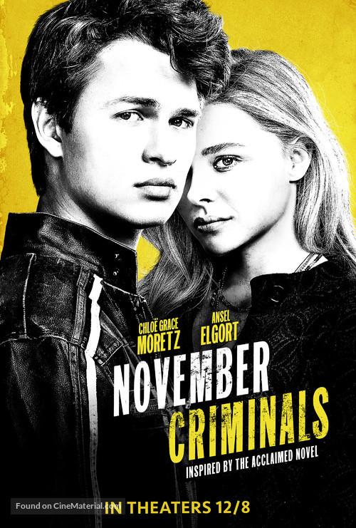 Download Film November Criminals 2017
