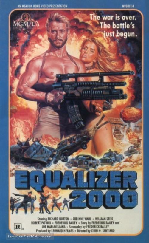 Equalizer 2000 - Movie Cover