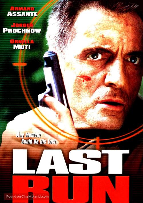 Last Run - DVD movie cover