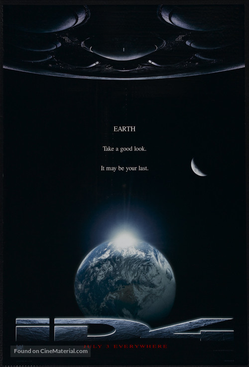 Independence Day - Teaser movie poster