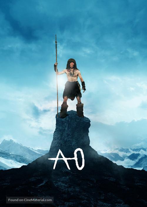 Ao, le dernier Néandertal - Norwegian Movie Poster