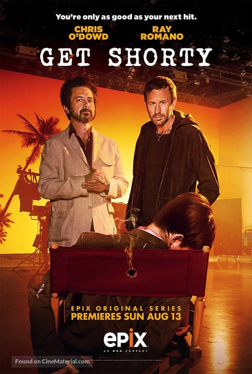 """""""Get Shorty"""" - Movie Poster"""