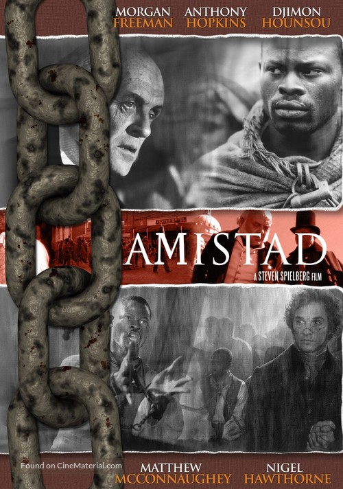 a report on the move amistad