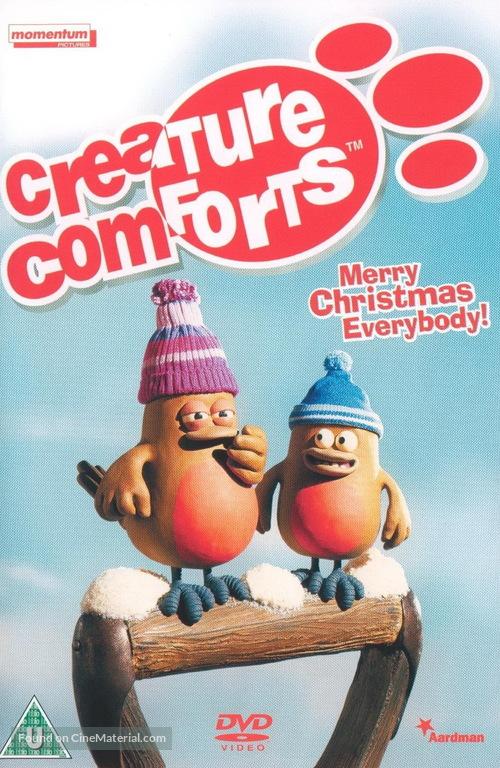 """Creature Comforts"" - Movie Cover"