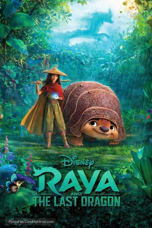 Raya and the Last Dragon - International Movie Cover