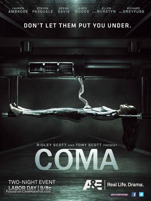 """Coma"" - Movie Poster"