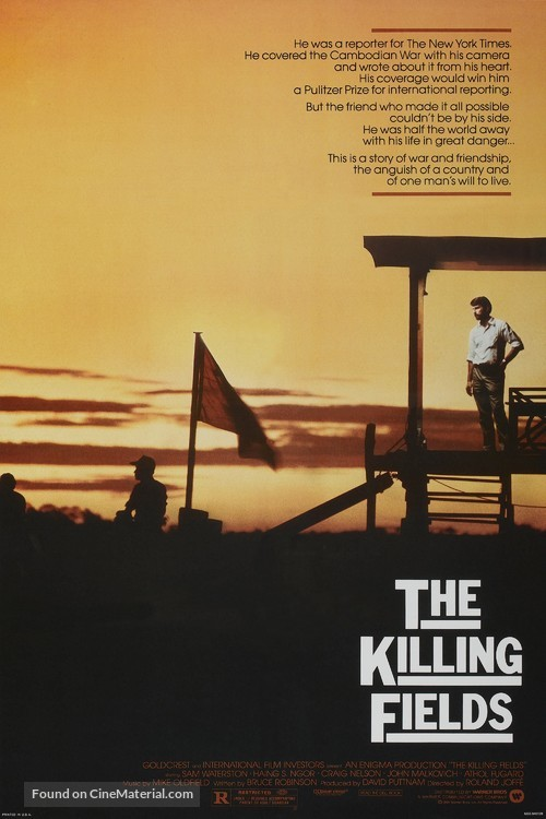 The Killing Fields - Movie Poster