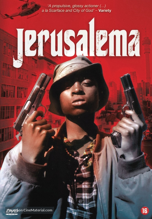 Jerusalema - Dutch Movie Cover