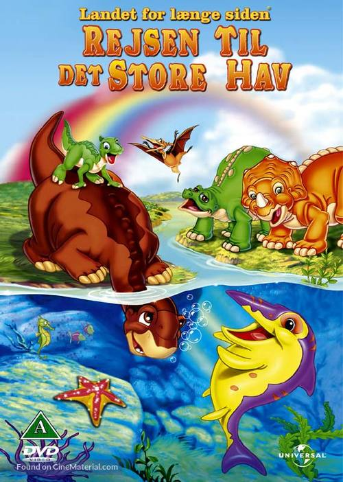 The Land Before Time 9 - Danish DVD cover