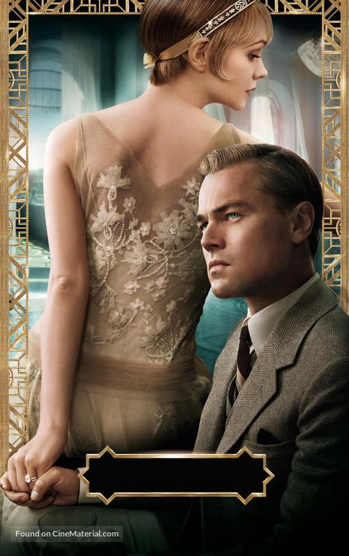 The Great Gatsby - Key art