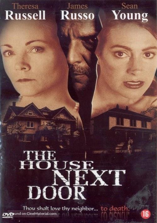 The House Next Door - Dutch Movie Cover
