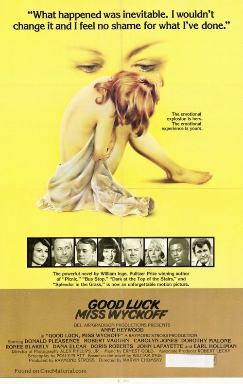 Good Luck, Miss Wyckoff - Movie Poster