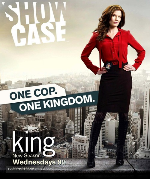"""""""King"""" - Canadian Movie Poster"""