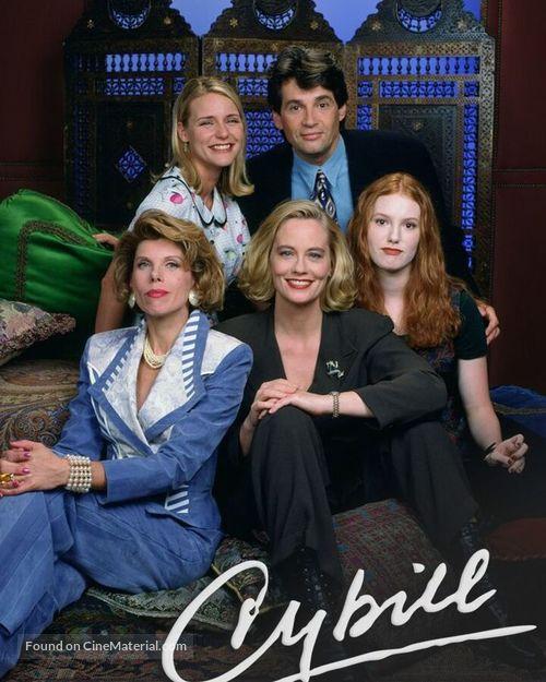 """Cybill"" - Movie Poster"