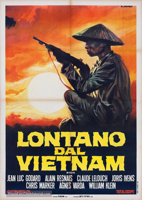 Loin du Vietnam - Critique
