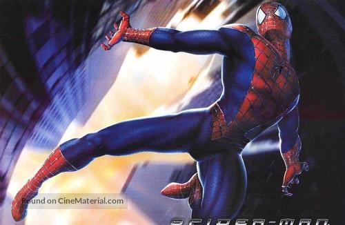Spider-Man - Movie Poster